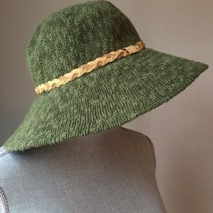 NWT Collection Eighteen From Anthropologie Hat